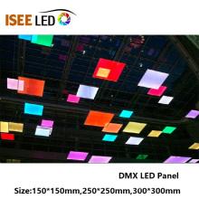 O RGB DMX conduziu a luz de painel para a decoraço da parede