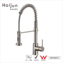 Haijun China Factory Faucet de cozinha com plataforma de plataforma moderna