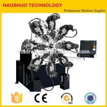 10 Axis Camless CNC Spring dá forma à máquina