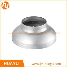 Ventilador de aire agotado del techo Ventilador de aire industrial Montaje de la pared Circulador de aire