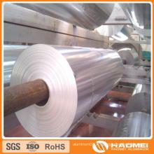 Feuille d'aluminium pour ailettes pour condenseur