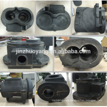 CNC machining Precision Investment Casting Lost Wax Steel Casting