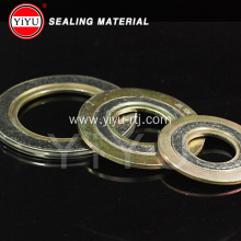 Flange Metallic Spiral Wound Gasket with IR and OR