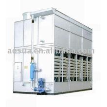 Wärmeaustausch, Kühlturm multifunktionale Integration