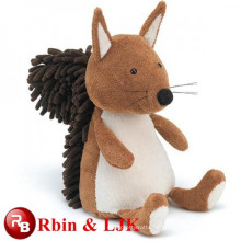 Tier Plüsch Plüsch Eichhörnchen Spielzeug