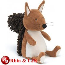 animal plush plush squirrel toy