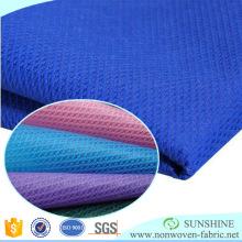 Cambrella Cross Spunbond telas no tejidas