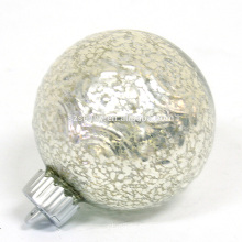 Christmas led lighted decoration ornament Glass ball with lights