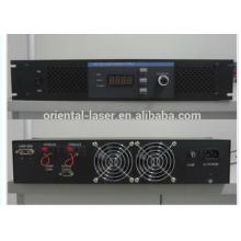 q-commuté nd yag laser med-810 alimentation