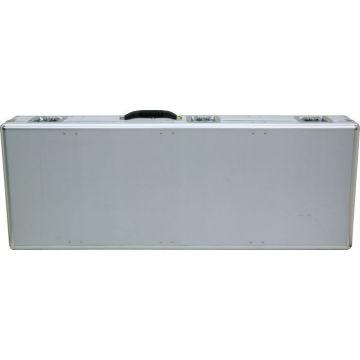 Flight Case de aluminio para guitarra Caja de aluminio