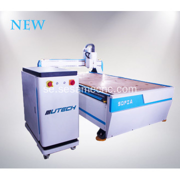 Oscillating Tangential Knife Cutting Machine