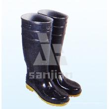 Jy-6242 Entwerfen Sie Ihre eigenen billigen Regen Stiefel
