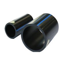 Pe 100 wear- resisting 225mm large diameter hdpe plastic water pipe tubes