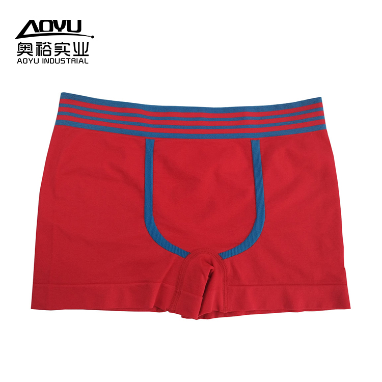 Man`s boxer shorts