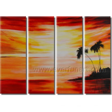High Quality Modern Landscape Oil Painting on Canvas (LA4-044)