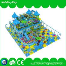 100% Baumwolle Baby Play Mat Plastik Slides Indoor Spielplatz für Kinder
