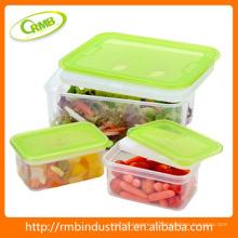 Alimento recipiente de plástico (RMB)