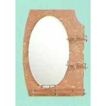 Miroir de salle de bain en verre d'épaisseur 5 mm en épaisseur (81003)