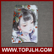 3D Sublimation Heat Transfer Mobile Phone Case for iPod Touch 6