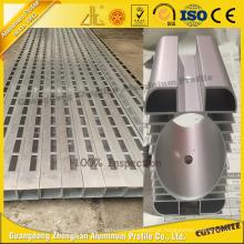 Processamento de Precisão CNC para Perfis de Extrusão de Alumínio