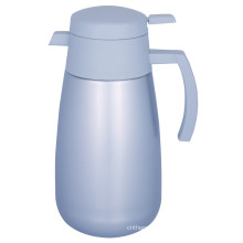 Stainless Steel Double Wall Coffee Pot with PP Handle
