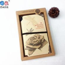 Cheap Custom Gift Gift Set Notebook com caneta