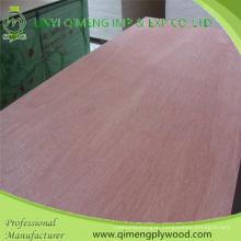 Bbcc Grade Popar or Hardwood Core 1220X2440X6mm Bintangor Plywood