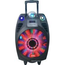 10-дюймовый профессиональный громкоговоритель с Bluetooth-лазером Cx-10