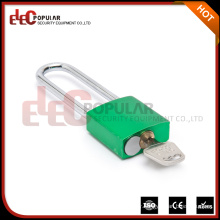 Elecpopular High Quality 41mm Lock Body Long Shackle Small Aluminium Padlock