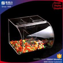 Custom Acrylic Candy Box Dispenser
