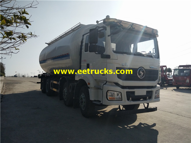 40m3 Dry Pneumatic Delivery Trucks