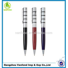 customized promotional high quality metal ballpoint pen