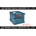 Injection Plastic Dairy Crate Mold