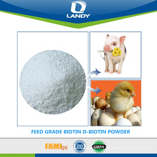 FEED GRADE BIOTIN D-BIOTIN POWDER