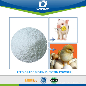 FEED GRADE BIOTIN D-BIOTIN POWDER