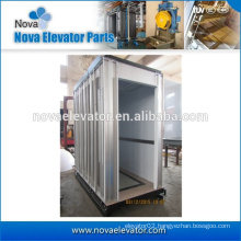 Stainless Steel Hospital Bed Cabin