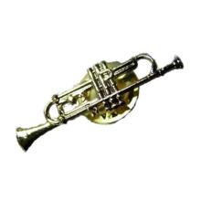 Trumpet Orchestra Band Symphony Lapel Pins