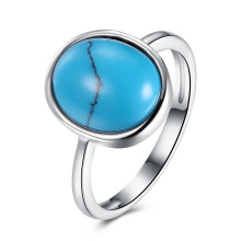 Heiße Verkauf Art- und Weisestein-Material-Ringe