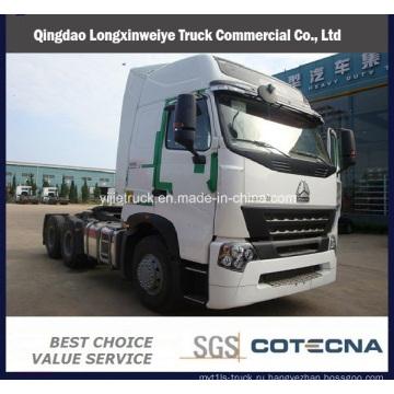 SINOTRUK HOWO T7h 480HP 4 X 2 Трактор грузовик с технологией человек