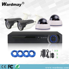Kits CCTV Starlight 3.0MP POE NVR