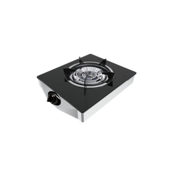 Cooker Glass Tempered Cooker Single Tops Gas Stove