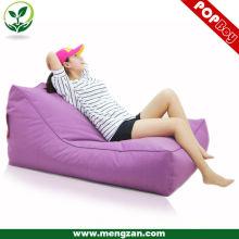 Sofá reclinable de lujo de doble cama beanbag reclinable sofá reclinable de lujo