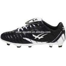 nouvelles chaussures de football de vente chaude mens chaussures de football PU chaussures