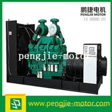 Baixa pressão de óleo baixo consumo de combustível e alta temperatura do motor gerador de quadro aberto diesel