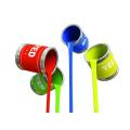 Peinture métallique à base d'eau compatible avec l'environnement