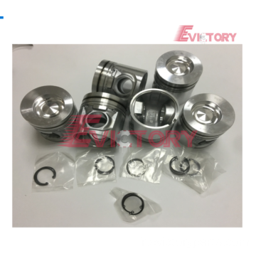DEUTZ excavatrice moteur BF6M2013 piston kit