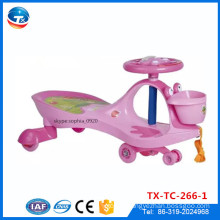 2016 New Model Baby Swing Car Kids Twist Car Wiggle Car For Children