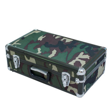 High Quality Aluminum Protection Case/Camouflage Waterproof Fabric (KeLi-D-18)