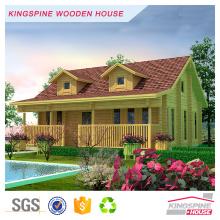 bajo costo buen precio nuevo diseño de villa pequeña