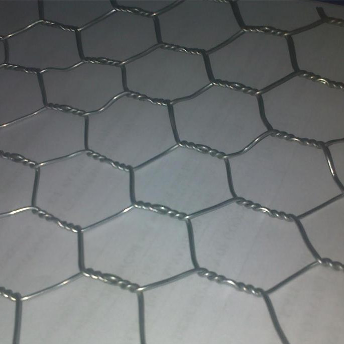 factory direct sale PVC-Coated Hexagonal Wire Mesh